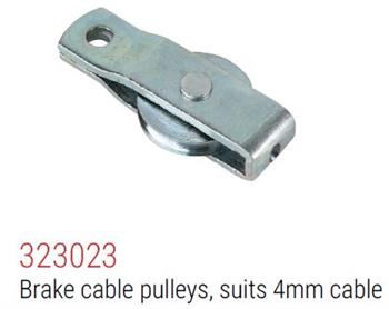 (182134) Brake Cable Guide Pulley