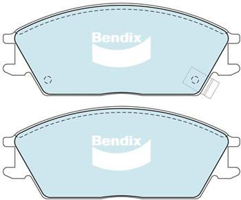 (591252) Bendix Prima Organo Disc Pad Set DB1252