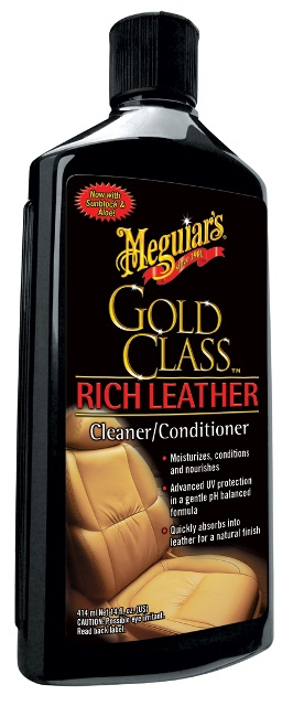 (173680) Meguiars Gold Class Leather Conditioner  G7214
